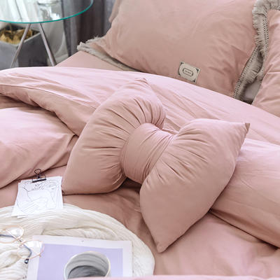 2018新款宁静全棉款---单款 1.2m床 蝴蝶抱枕/个含芯