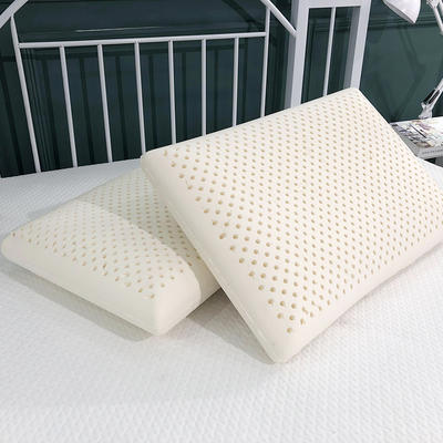 2019新款乳胶枕(60*40cm枕芯) 面包枕