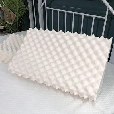 2019新款乳胶枕(60*40cm枕芯) 狼牙枕