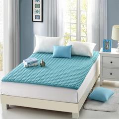 好色床褥 90*200 孔雀蓝