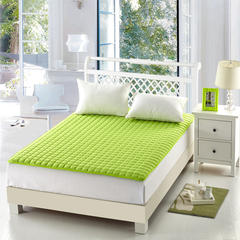 好色床褥 90*200 苹果绿
