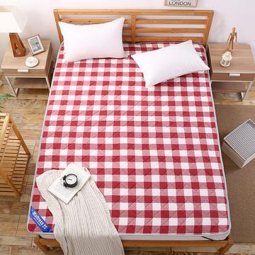 3D全棉水洗棉床褥 1.8*2.2米定做 艾菲尔