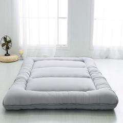 磨毛加厚床垫 90*200 经典灰