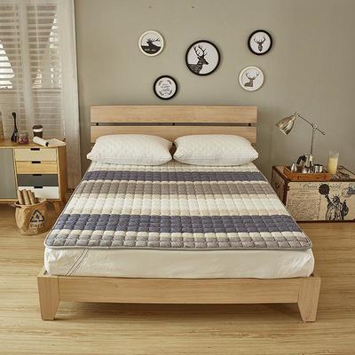 新品-法兰绒防滑床褥 0.9*2.0米 法莱绒防滑床褥-梦幻空间