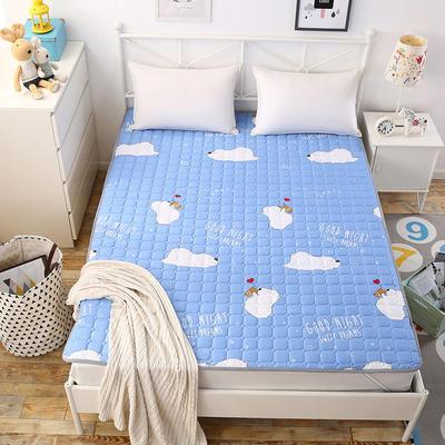 新款全棉床褥 0.9*2.0米 全棉床褥-威迪熊