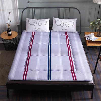 -新款全棉床垫 0.9*2.0米 全棉床垫-原味生活