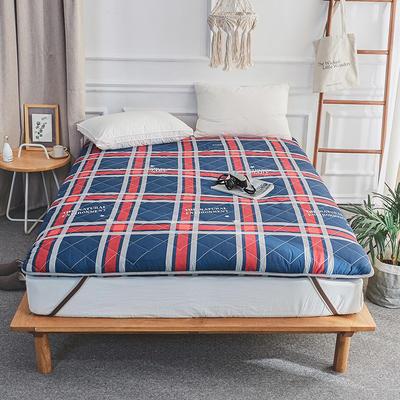 绗绣加厚床垫 0.9*2.0m 绗绣加厚床垫-雅思格