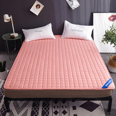 丽诺-全棉防滑床褥 90x200cm 玉色