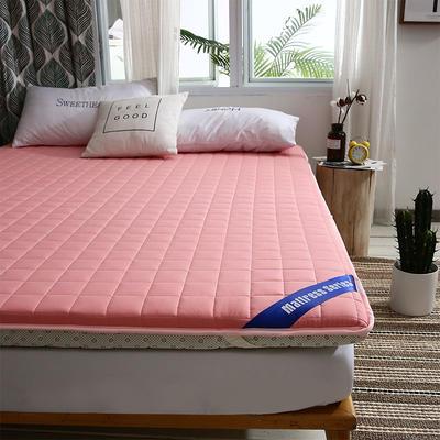 2019新款-纯色防滑床垫4.23 90*200 纯色防滑床垫   玉色