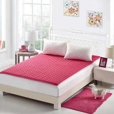 2019新款-好色床褥(2) 150*200 密桃红