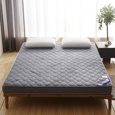 10cm针织棉立体床垫 0.9*2.0 驼色