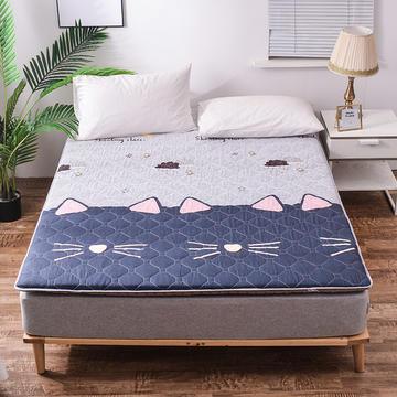 2019新款印花床垫