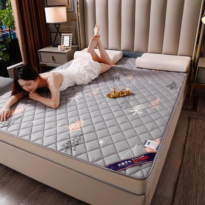 2020年乳胶记忆棉立体床垫 0.9*1.9m/6公分 3D圣诞树