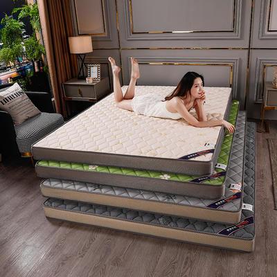 2020年乳胶记忆棉立体床垫 0.9*1.9m/6公分 叶情米