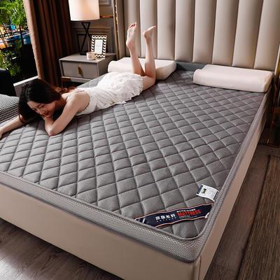 2020新款乳胶硬质棉床垫 0.9*1.9m/6公分 3D灰