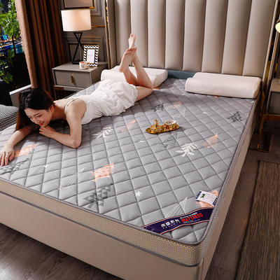 2020新款乳胶硬质棉床垫 0.9*1.9m/6公分 3D圣诞树