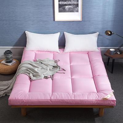 2019新款羽丝绒床垫(成人款) 0.9m 粉色