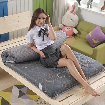 2020新款水洗棉印花90cm床垫