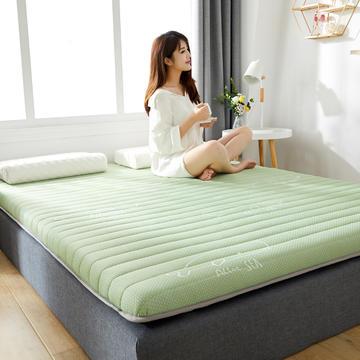 2020新款乳胶记忆棉针织床垫(5公分)