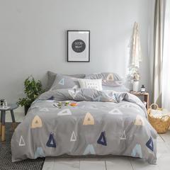 13372全棉活性    单被套+单枕套 单枕套一对装 恋空