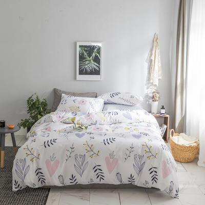 13372全棉活性    单被套+单枕套 被套200*230 漫花语梦