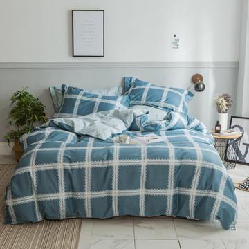 文艺自然风  全棉套件 标准(200*230cm) 爱丁堡