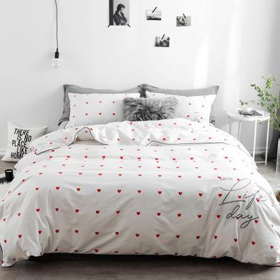 冷色调 绣花套件 标准(200*230) 芙丽嘉