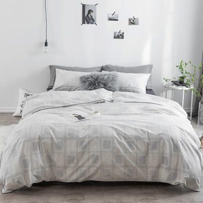 冷色调 绣花套件 标准(200*230) 格斯克