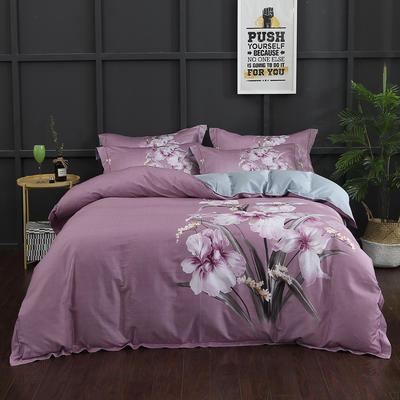 长绒棉印花  宽边系列 标准(200*230cm) 芭提雅