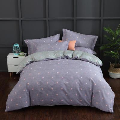 2019  40匹马棉  第三批 标准(200*230) 朵唯 紫
