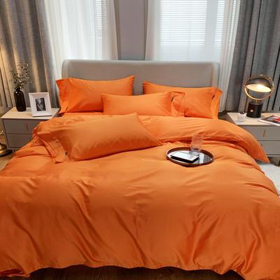 2020 纯色 长绒棉 标准(200*230) 爱马仕橙
