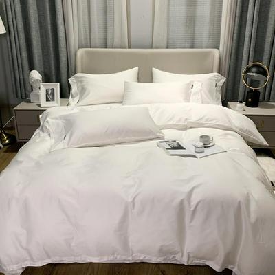 2020 纯色 长绒棉 标准(200*230) 贵族白