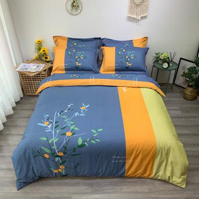 秋冬 全棉大版新款  上新 1.5床笠款 盛夏的果实