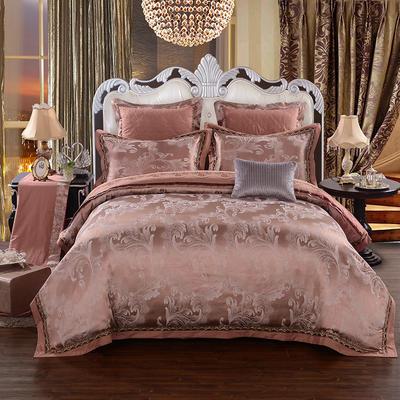 慕絲 床單vs床蓋 同款4-7件套 標準床單四件套 芊芊情結-淺咖