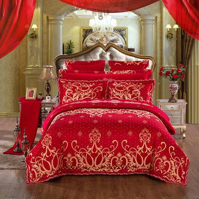 高端婚慶多件套 (選配)-洛蘭卡 標準四件套 洛蘭卡