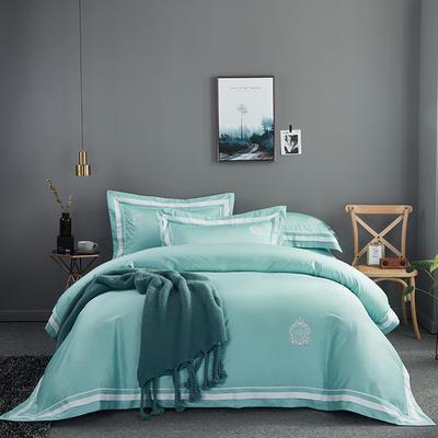 2019新款居家长绒棉系列-七星系列四件套 1.5m-1.8m 凯尔维特-克洛兰