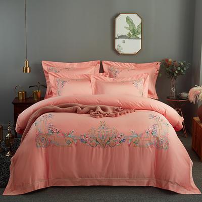 2019新款居家長絨棉系列-睿系列四件套 1.5m-1.8m 斯里蘭卡