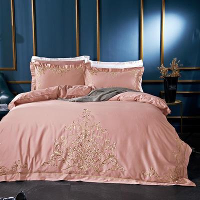 2020新款60長絨棉  居家四件套-睿系列 1.5m(5英尺)床單款 瑪利亞