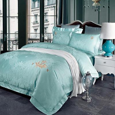 2020新款60長絨棉  居家四件套-睿系列 1.5m(5英尺)床單款 索菲-蘭