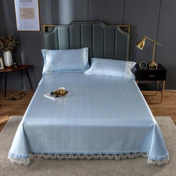 20新款 800D水洗冰丝席床单款 夏季可水洗干洗凉感冰丝凉席