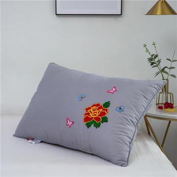 2019新款刺绣枕芯  (48*74/只)