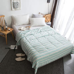水洗色纺天丝夏被( 松柏绿) 150x200cm 01 松柏绿