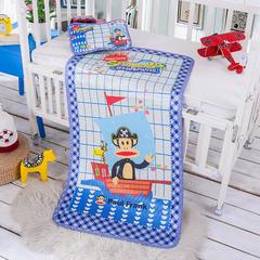 婴儿凉席 宝宝凉席 婴儿席子 儿童凉席60*120cm 120cmX60cm 海盗船长
