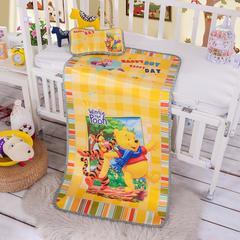 婴儿凉席 宝宝凉席 婴儿席子 儿童凉席60*120cm 120cmX60cm 小熊维尼