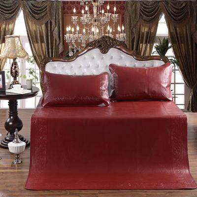 亏本包邮 天然水牛皮凉席三件套 1.5m(5英尺)床 品味生活