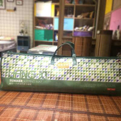 包装 冰丝/藤席/竹席包装 手拎袋 包装 4元竹席立体包装