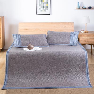 亏本处理高端藤席 1.2m(4英尺)床 裸婚蓝