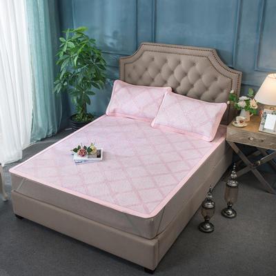 2019新品-北海道野衫藤席 日式和席 可折叠空调凉席 1.5m(5英尺)床 品格