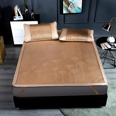 2019新品-养生冰藤席 可折叠席子1.5、1.8m 1.5m(5英尺)床 风尚