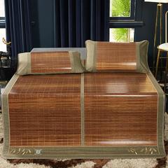 2019新品-竹藤双面席 天然竹席可折叠 1.5m(5英尺)床 永恒岁月